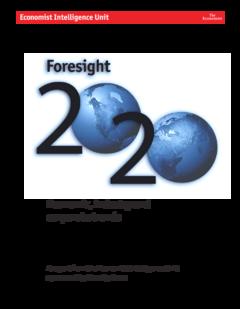 Economic Trends 2020.Foresight 2020 Economic Industry And Corporate Trends Eldis
