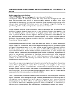 """engendering violence essay (lgbt) or other socially relevant category as appropriate, in: education, health,  political participation, economic activity and earnings, time use, violence,"""" etc."""